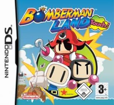 Bomberman, Land Touch