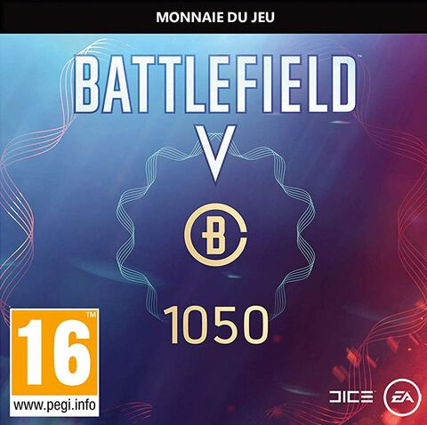 Battlefield V - DLC - 1050 Battlefield Points - Version digitale