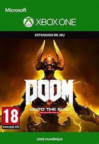 DLC - Doom : Unto The Evil Xbox One