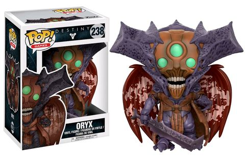 Figurine Funko Pop! N°238 - Destiny - Oryx