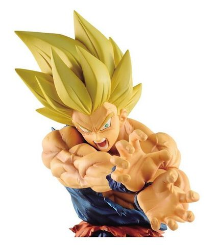 Figurine - Dragon Ball Legends - Kamehameha Sangoku
