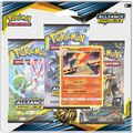 Booster - Pokémon - Pack 3 Boosters Sl10