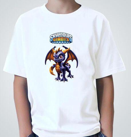 T-shirt - Spyro - Ecailles - Taille S