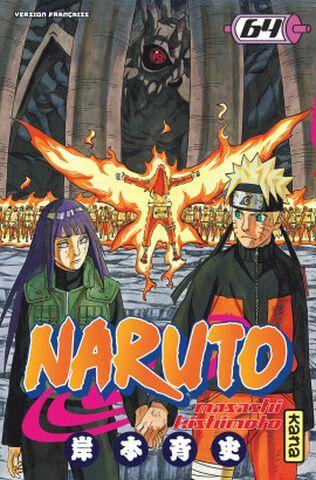 Manga - Naruto - Tome 64