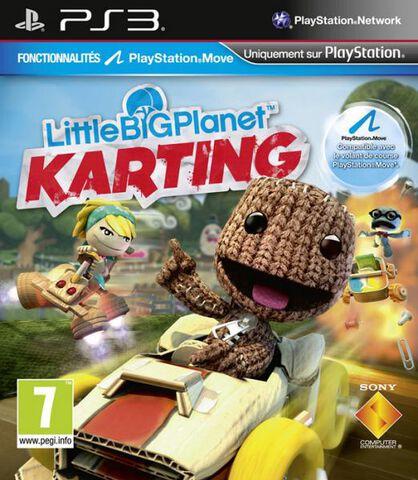 Littlebigplanet : Karting