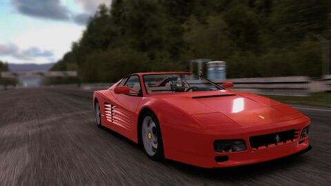 Test Drive : Ferrari Racing Legends