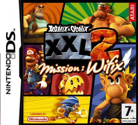 Asterix Et Obelix Xxl2, Mission Ouiphix