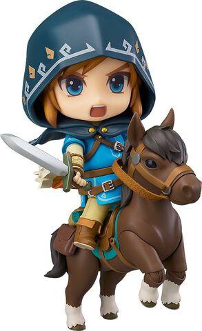 Figurine - Zelda Breath of the Wild - Nendoroid Link DX Edition
