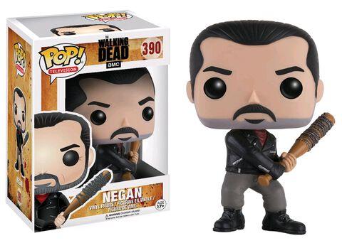 Figurine Funko Pop! N°390 - The Walking Dead - Negan