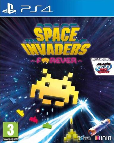 Space Invaders Forever Collection