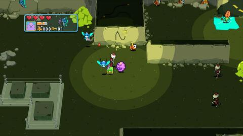 Adventure Time Explore Le Donjon Et Pose Pas De Question !