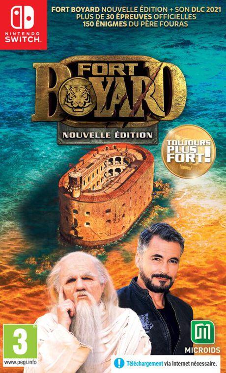 Fort Boyard Nouvelle Edition Toujours Plus Fort !