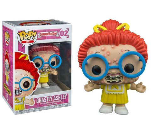 Figurine Toy Pop N°02 - Les Crados - Ghastly Ashley