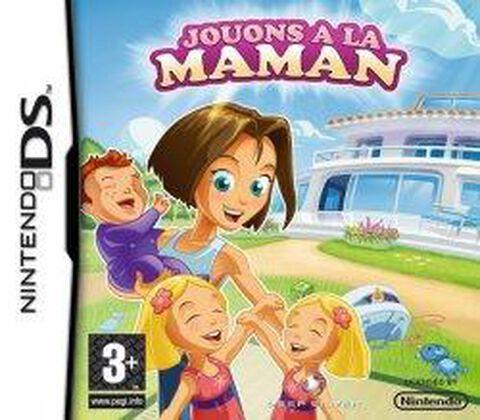 Jouons A La Maman