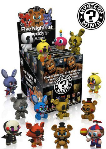 Figurine Mystère - Five Nights at Freddy's Série 2