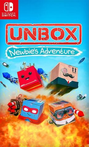 Unbox Newbie's Aventure