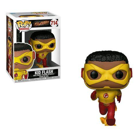 Figurine Funko Pop! N°714 - Flash - Kid Flash