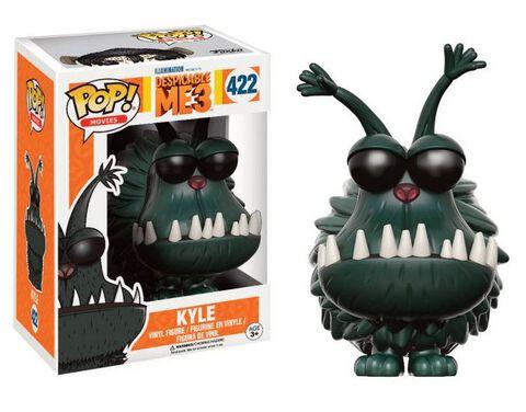 Figurine Funko Pop! N°422 - Moi Moche et Méchant - Kyle