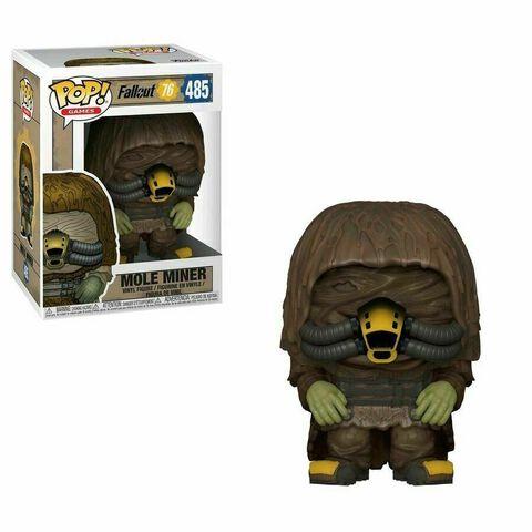Figurine Funko Pop! N°485 - Fallout 76 - Mole Miner