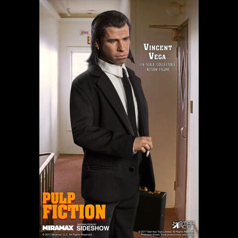 Figurine Star Ace Toys - Pulp Fiction - Vincent Vega My Favourite Movie 1/6