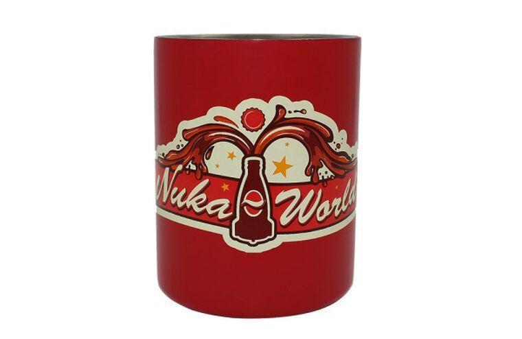 Mug - Fallout 76 - Nuka-world en acier