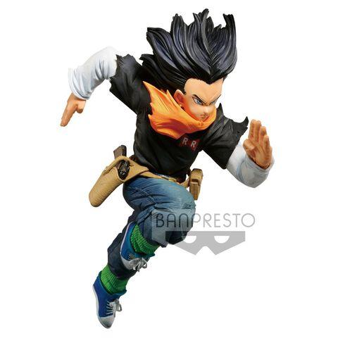 Figurine Banpresto World Colosseum 2 Vol.3 - Dragon Ball Z - C-17