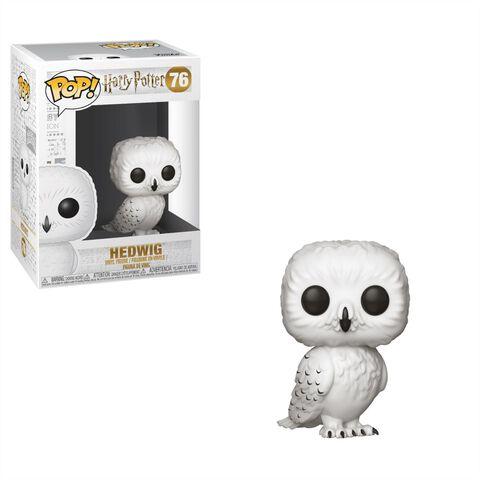 Figurine Funko Pop! N°76 - Harry Potter - Série 5 Hedwige