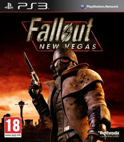 Fallout, New Vegas
