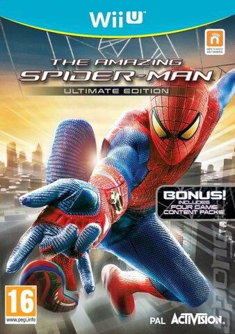 The Amazing Spider-man Ultimate Edition