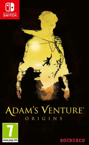 Adam's Venture Origin