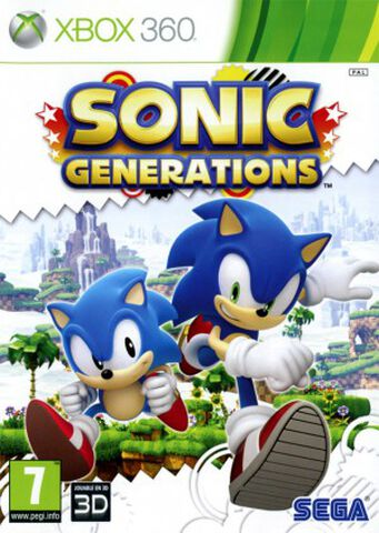 * Sonic Generations