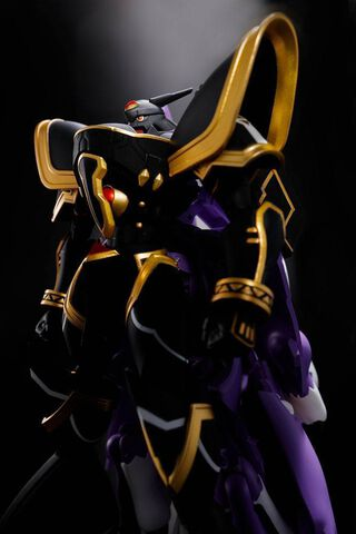 Figurine Digivolving Spirits - Digimon - Alphamon
