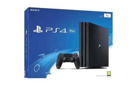 Pack Ps4 Pro 1 To Noire