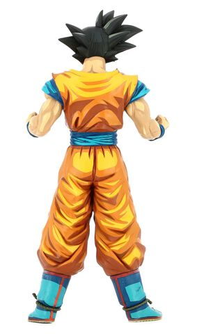 Figurine Grandista - Dragon Ball Z - Son Goku