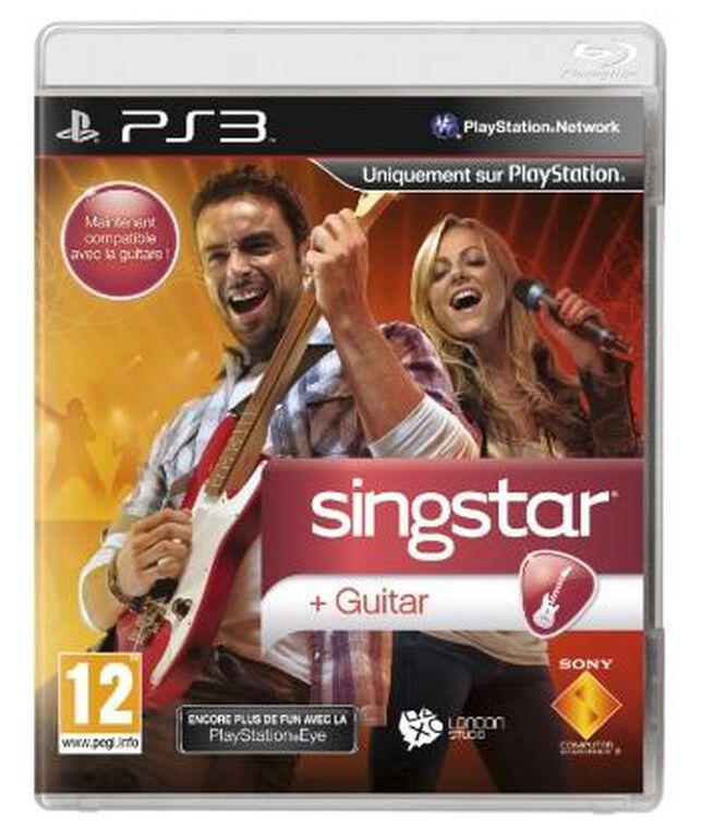 Singstar Guitar