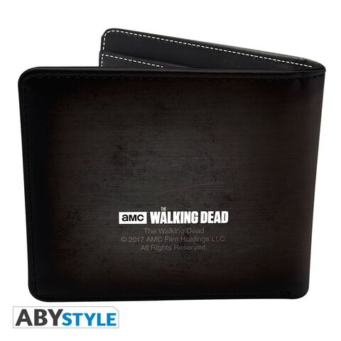 Coffret - The Walking Dead - Portfeuille + Daryl Wings