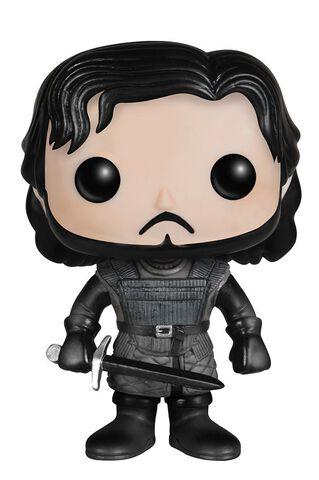 Figurine Funko Pop! N°26 - Game of Thrones - Jon Snow Castle Black