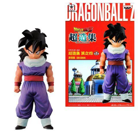 Figurine Dxf Chozousyu - Dragon Ball Z Vol 4 - Son Gohan