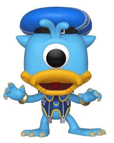 Figurine Funko Pop! N°410 - Kingdom Hearts 3 - Donald (Monstres et Cie)