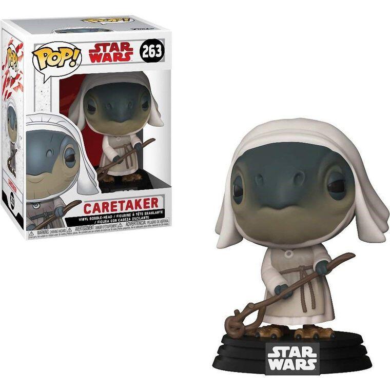 Figurine Funko Pop! N°263 - Star Wars - Episode VIII Gardienne
