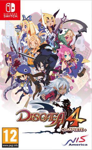Disgaea 4 Complete +