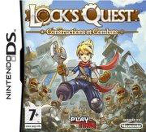 Lock's Quest, Construction Et Combat