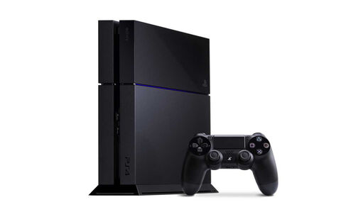 PlayStation 4 Noire 500 Go