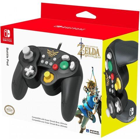 Manette Smash Bros Zelda