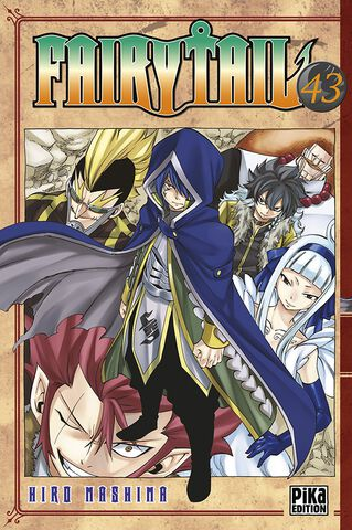 Manga - Fairy Tail - Tome 43