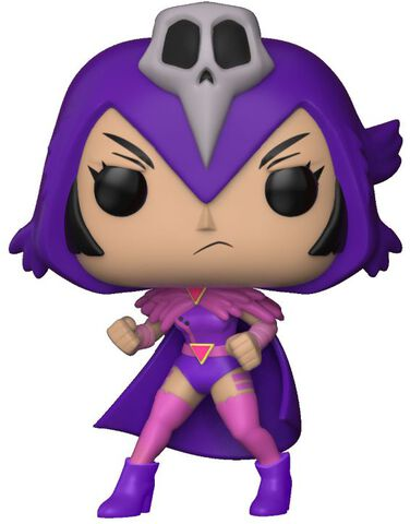Figurine Funko Pop! N°603 - Teen Titans Go - TNBTS Série 1 Raven