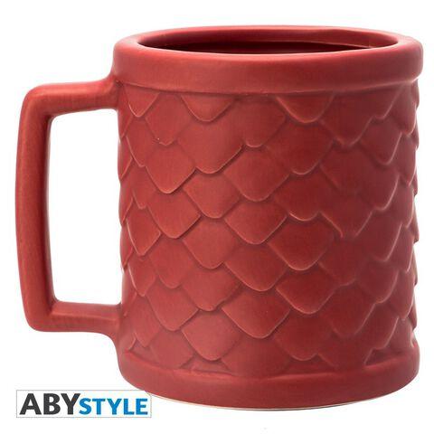Mug - Game of Thrones - Aby Targaryen 3D