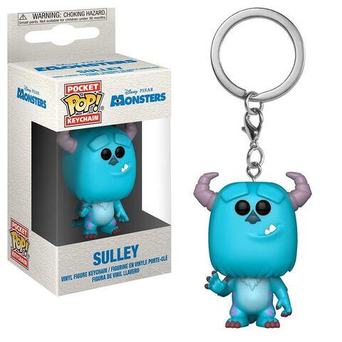Porte-clés - Monstres et Cie - Pop Sulley