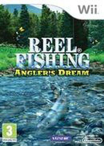 Reel Fishing + Canne à Pêche