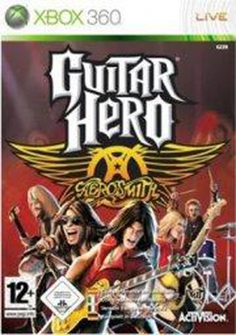 Guitar Hero, Aerosmith